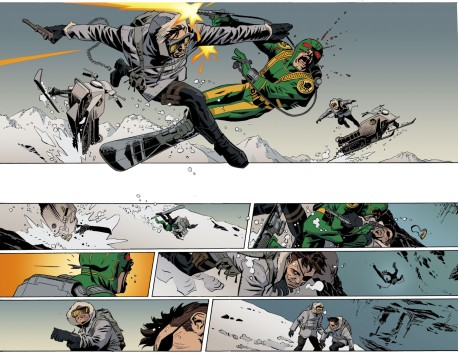 Winter Soldier: The Bitter March #1 Preview 2