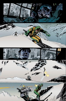 Winter Soldier: The Bitter March #1 Preview 1