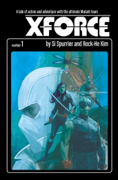 X-Force #1 Phil Noto Var Cover