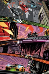 All-New Ghost Rider #1 Preview 2 Art by Tradd Moore
