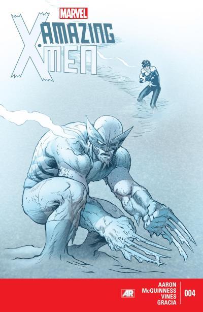Amazing X-Men #4 - Page 1