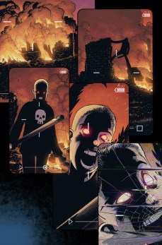 Avengers Undercover #1 Preview 2 Art by Kev Walker