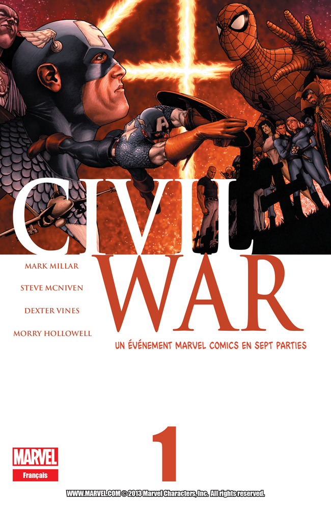 Civil War French