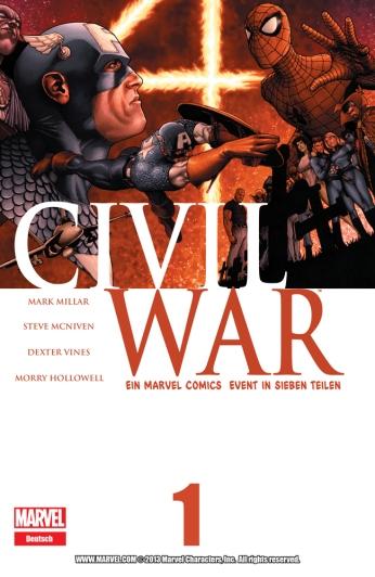 Civil War German
