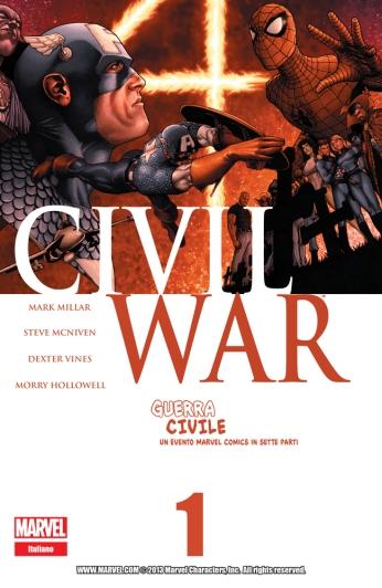 Civil War Italian