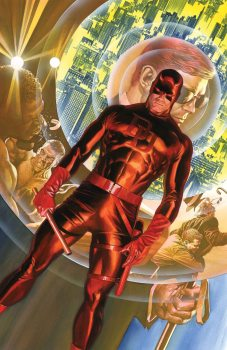75th Anniversary Variant by ALEX ROSS