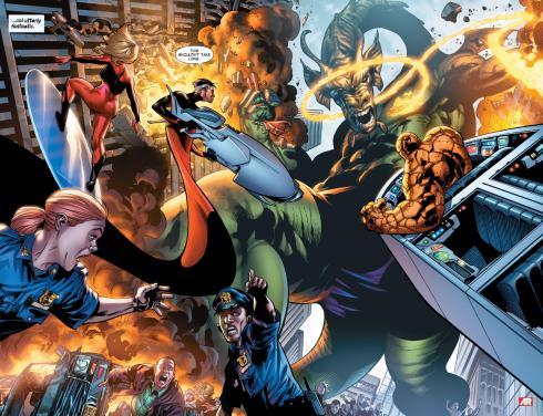 Fantastic Four #1 - Page 6