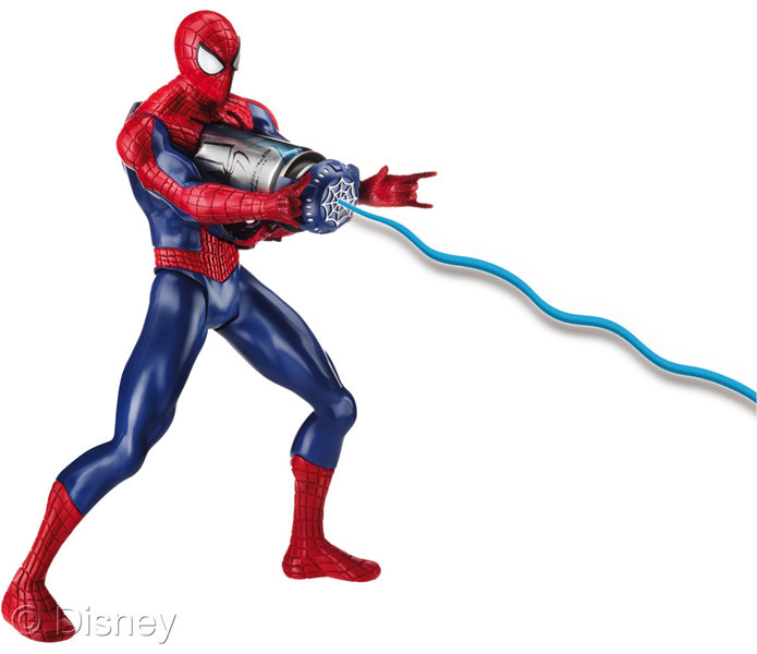 Amazing Spider-Man 2 Giant Web Slinging Spider-Man Figure by Hasbro