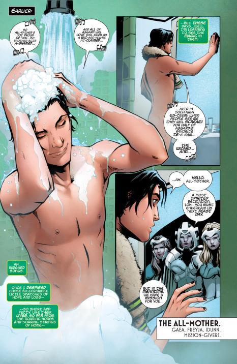 Loki Agent of Asgard #1 - Page 5