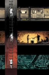 Moon Knight #1 Preview 2 Art by Declan Shalvey