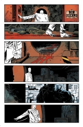 Moon Knight #1 Preview 3 Art by Declan Shalvey