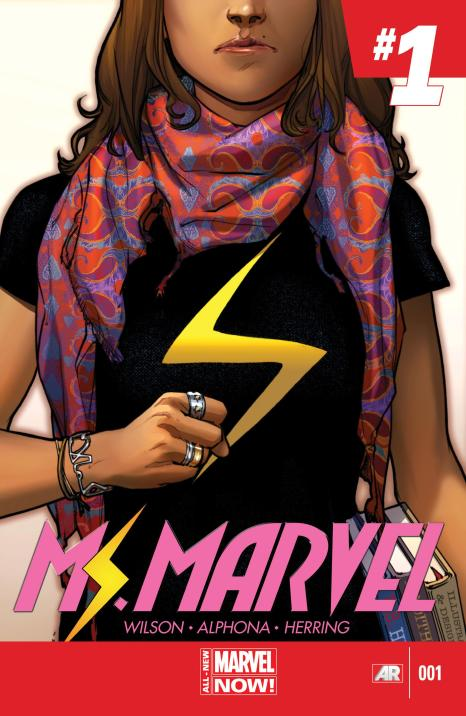 Ms  Marvel #1 - Page 1