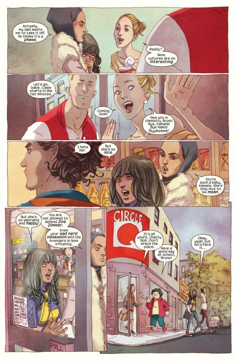 Ms  Marvel #1 - Page 4