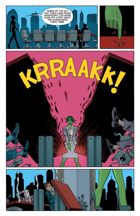 She-Hulk #1 - Page 8