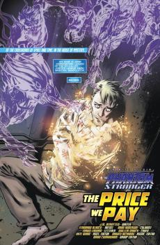 Trinity Of Sin: The Phantom Stranger #16 Preview 1 Art by Fernando Blanco