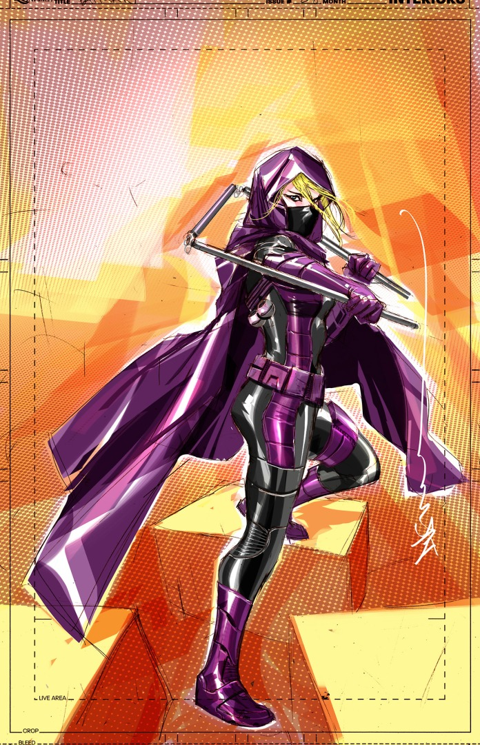 New 52 Stephanie Brown-Spoiler
