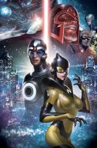 Uncanny Avengers #18.NOW Variant Cover by IN-HYUK LEE