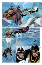Uncanny Avengers #18.NOW Preview 2 Art by DANIEL ACUÑA