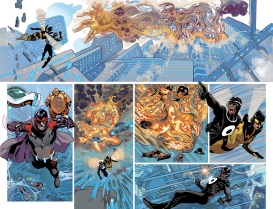 Uncanny Avengers #18.NOW Preview 3 Art by DANIEL ACUÑA