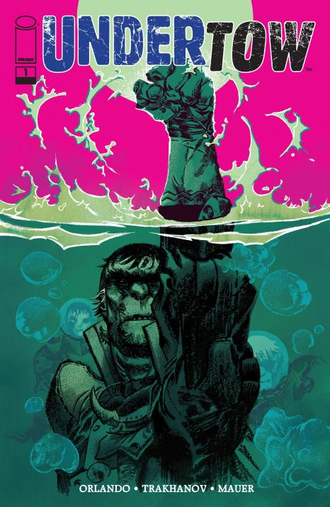 Undertow #1 - Page 1
