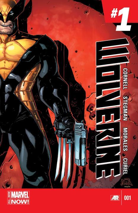 Wolverine V6 #1 - Page 1