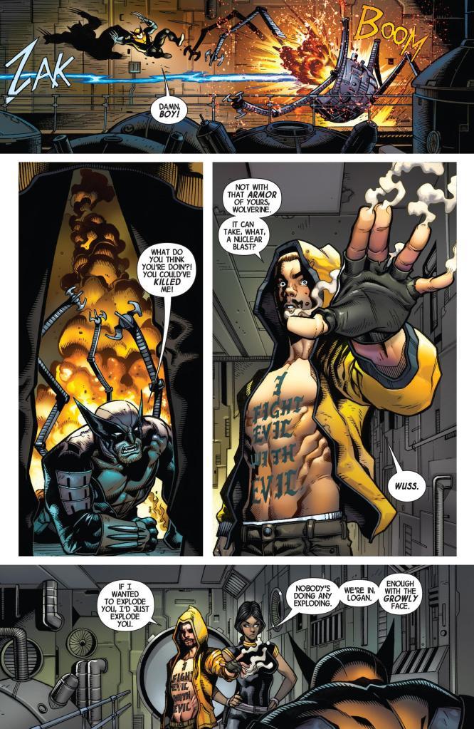 Wolverine V6 #1 - Page 4