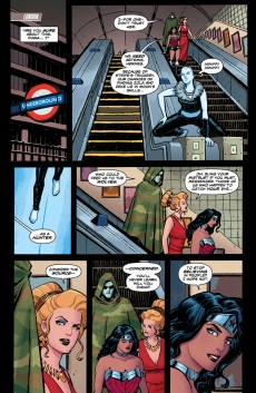 Wonder Woman #28 Preview 1 Art by Cliff Chiang