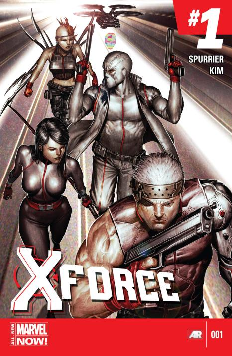 X-Force #1 - Page 1