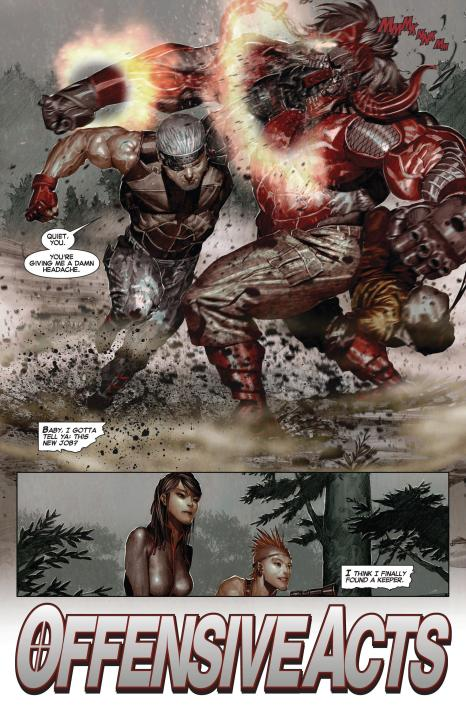 X-Force #1 - Page 5