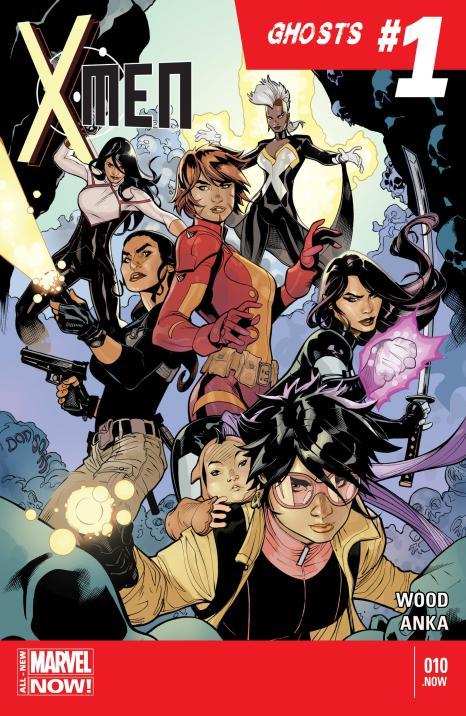 X-Men V4 #10 - Page 1