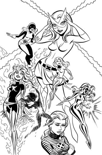 Bruce Timm Preview Page