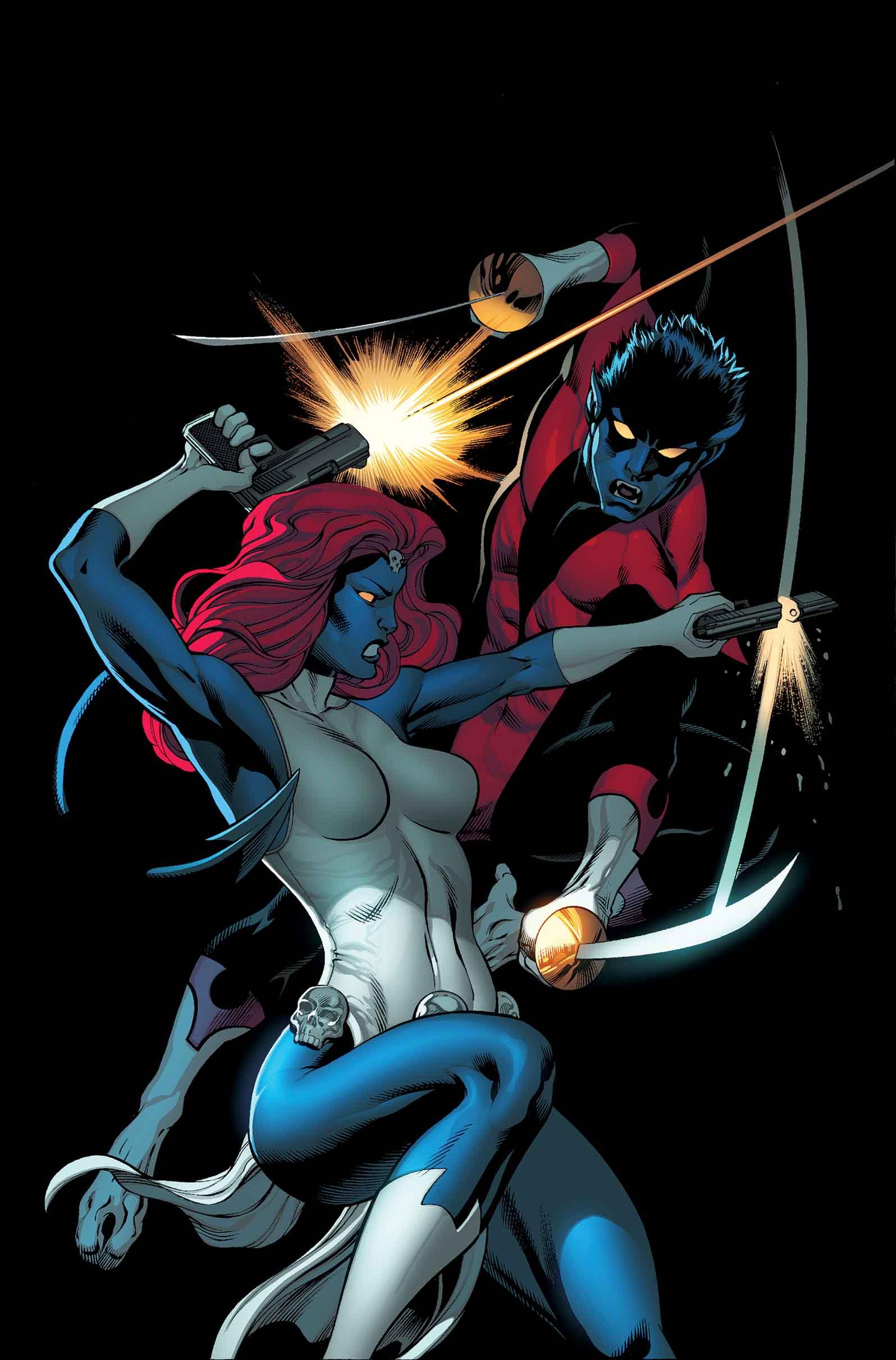 Son vs Mother in Amazing X-Men #6 | ComicsRefueled