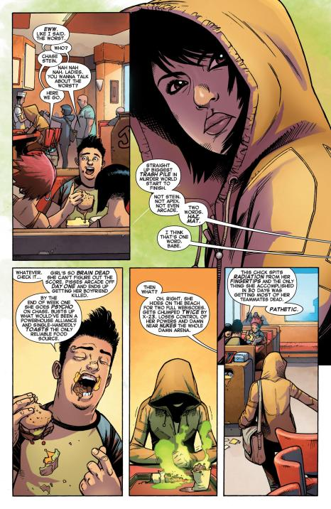 Avengers Undercover #1 - Page 4