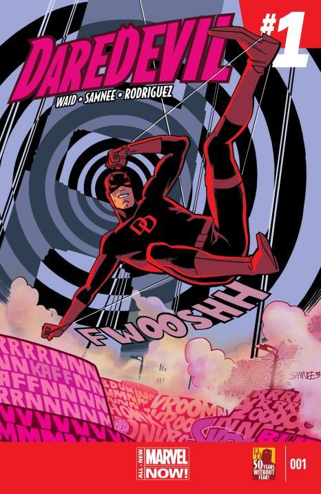 Daredevil #1 - Page 1