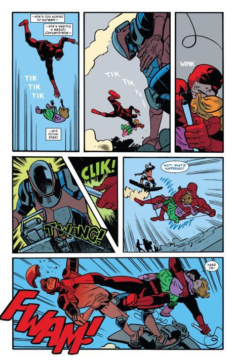 Daredevil #1 - Page 11