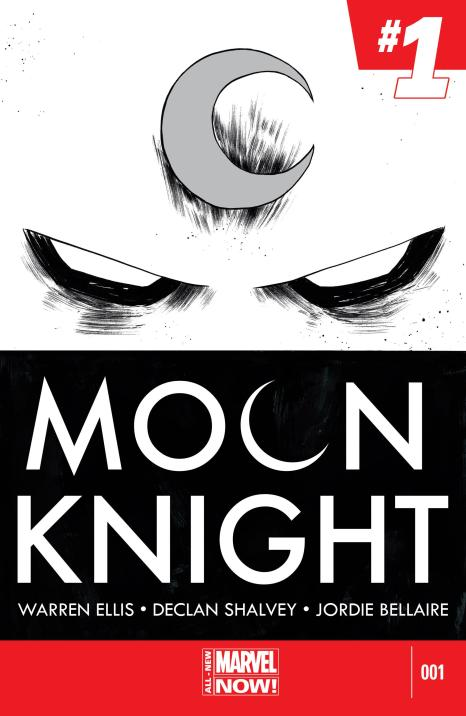 Moon Knight #1 - Page 1