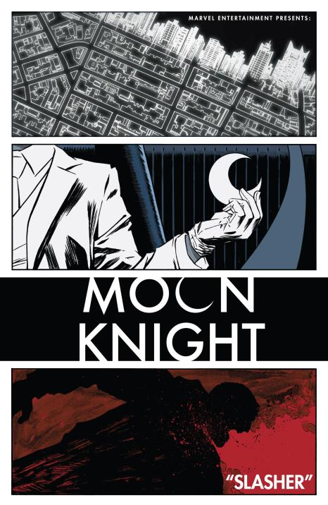 Moon Knight #1 - Page 5