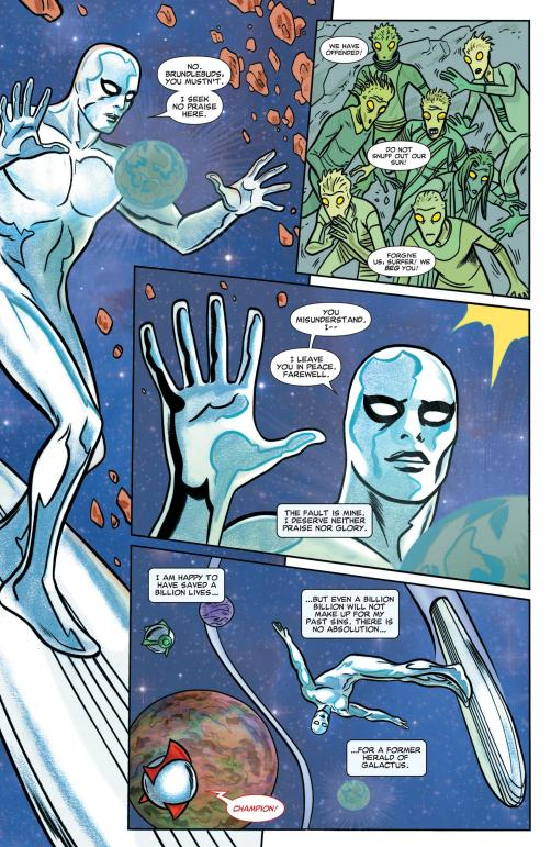 Silver Surfer #1 - Page 6