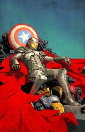 What If: Age of Ultron #1 Variant Cover by Raffaele Ienco