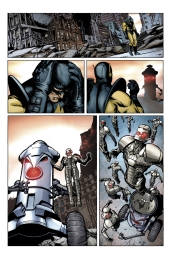 What If: Age of Ultron #1 Preview 3 Art by Raffaele Ienco
