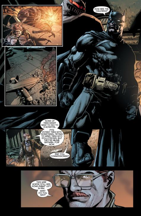 Batman Eternal #1 - Page 7