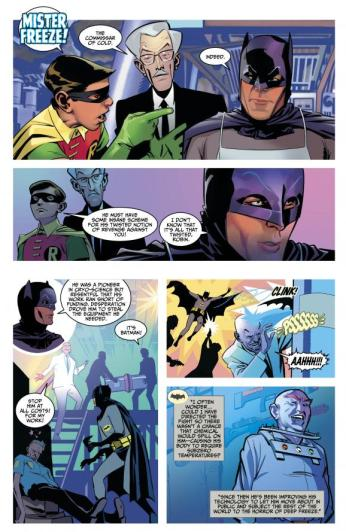 Batman '66 #10 Preview 5 Art by Eric Wright/Kelsey Shannon/David Antoine Williams