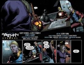 Batman Eternal #3 Preview 2 Art by Jason Fabok