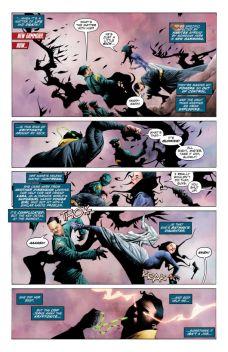 Batman/Superman #9 Preview 2 Art by Jae Lee