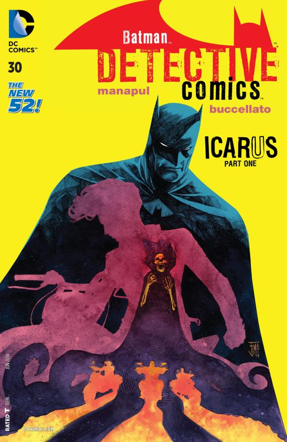 Detective Comics #30 - Page 1