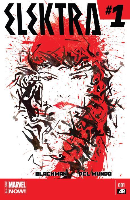 Elektra #1 - Page 1