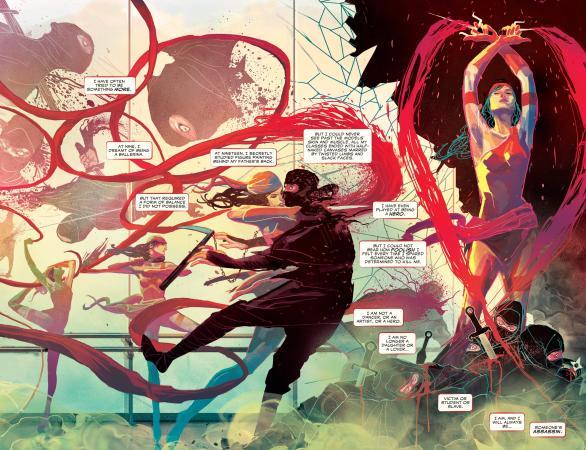 Elektra #1 - Page 5