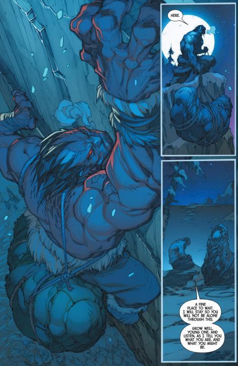 Inhuman #1 - Page 8