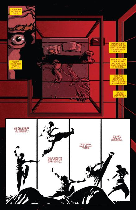 Iron Fist The Living Weapon #1 - Page 11