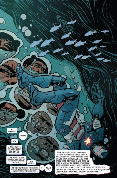 Iron Patriot #2 page